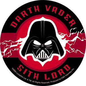 Darth Vader Sith Lord Emblem Sticker