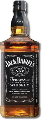 Jack Daniels Tin Sign – 30 inches tall