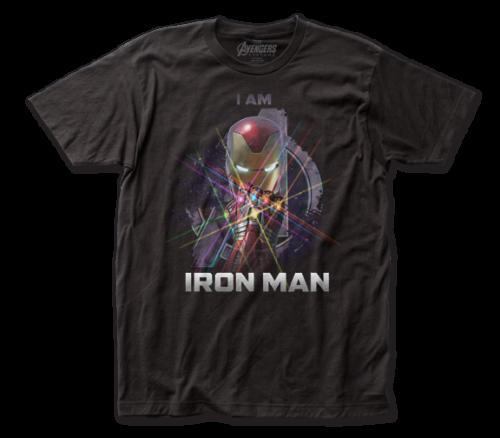 I am Iron-Man T-Shirt by Marvel Comics