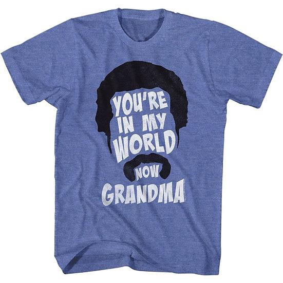 Happy Gilmore T-Shirt / Ben Stiller Mean Male Nurse Movie Tee