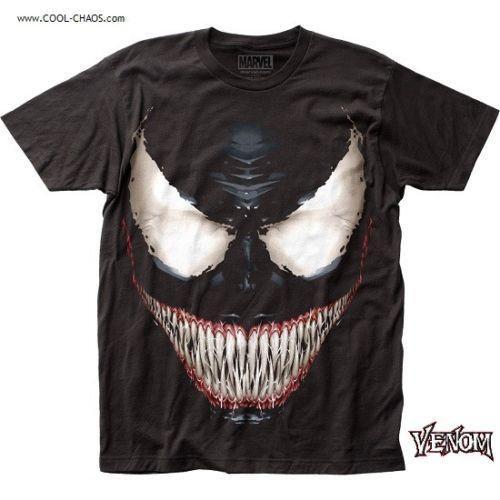 Sinister Venom T-Shirt by Marvel Comics