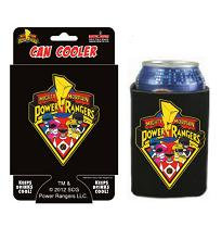 Mighty Morphin Power Rangers Collectible Can Cooler