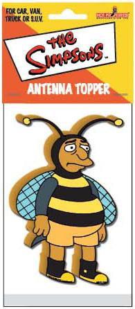 Bumblebee Antenna Topper