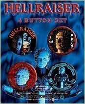 Hellraiser buttons