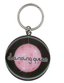 Dancing Queen Keychain