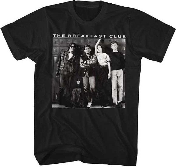 The Breakfast Club T-Shirt / 80s Photo Lockers Breakfast Club Tee