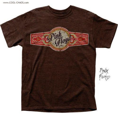 Pink Floyd T-Shirt / Pink Floyd Cigar Band Tee