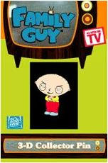 Family Guy Evil Stewie Button