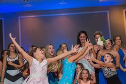 Bouquet Toss #3 Erie DJs Wedding DJ