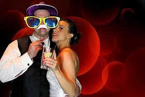 Photo Booth Wedding DJ Shawn Steele Erie, PA