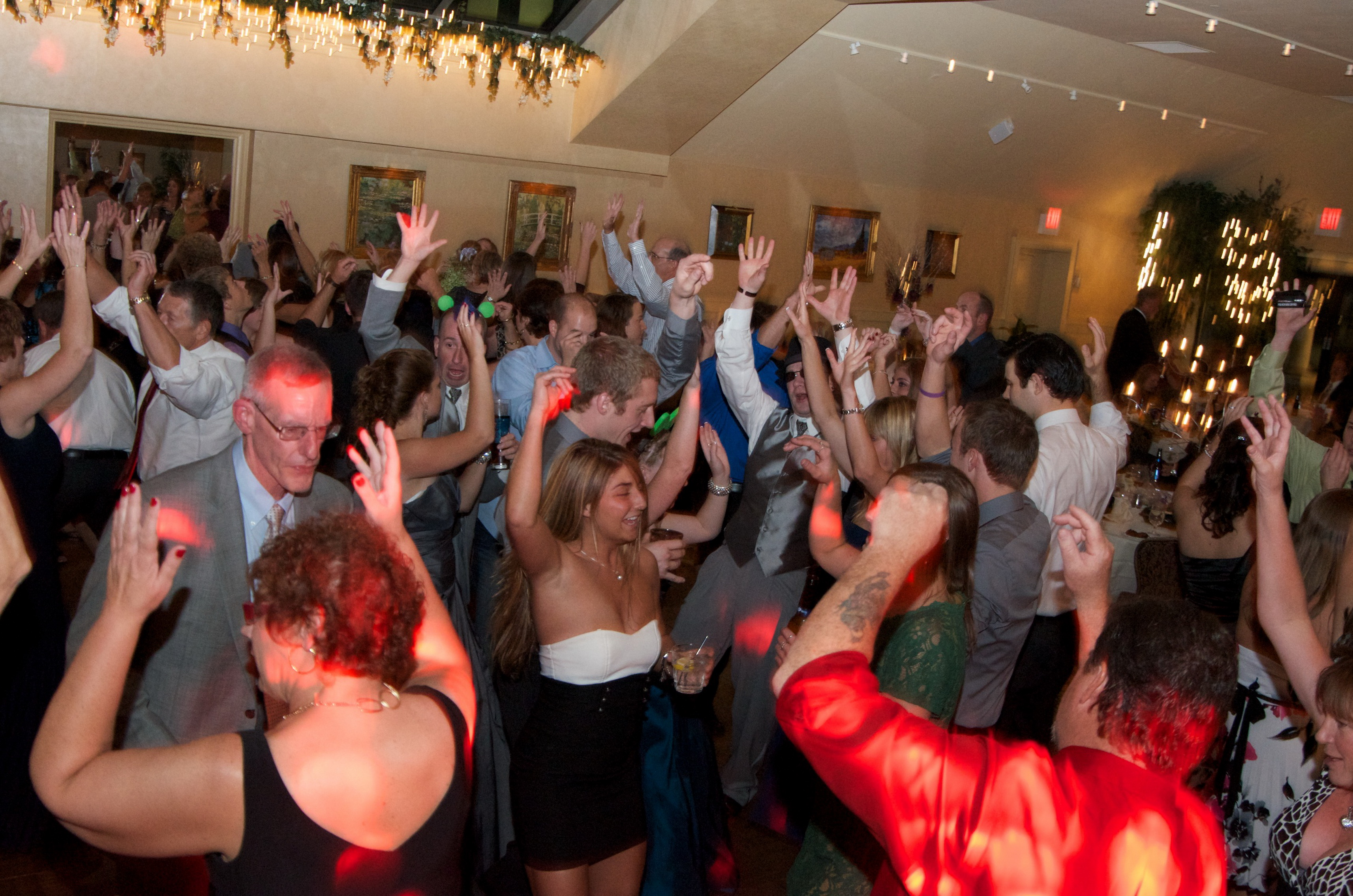 Erie PA Wedding DJ Entertainment
