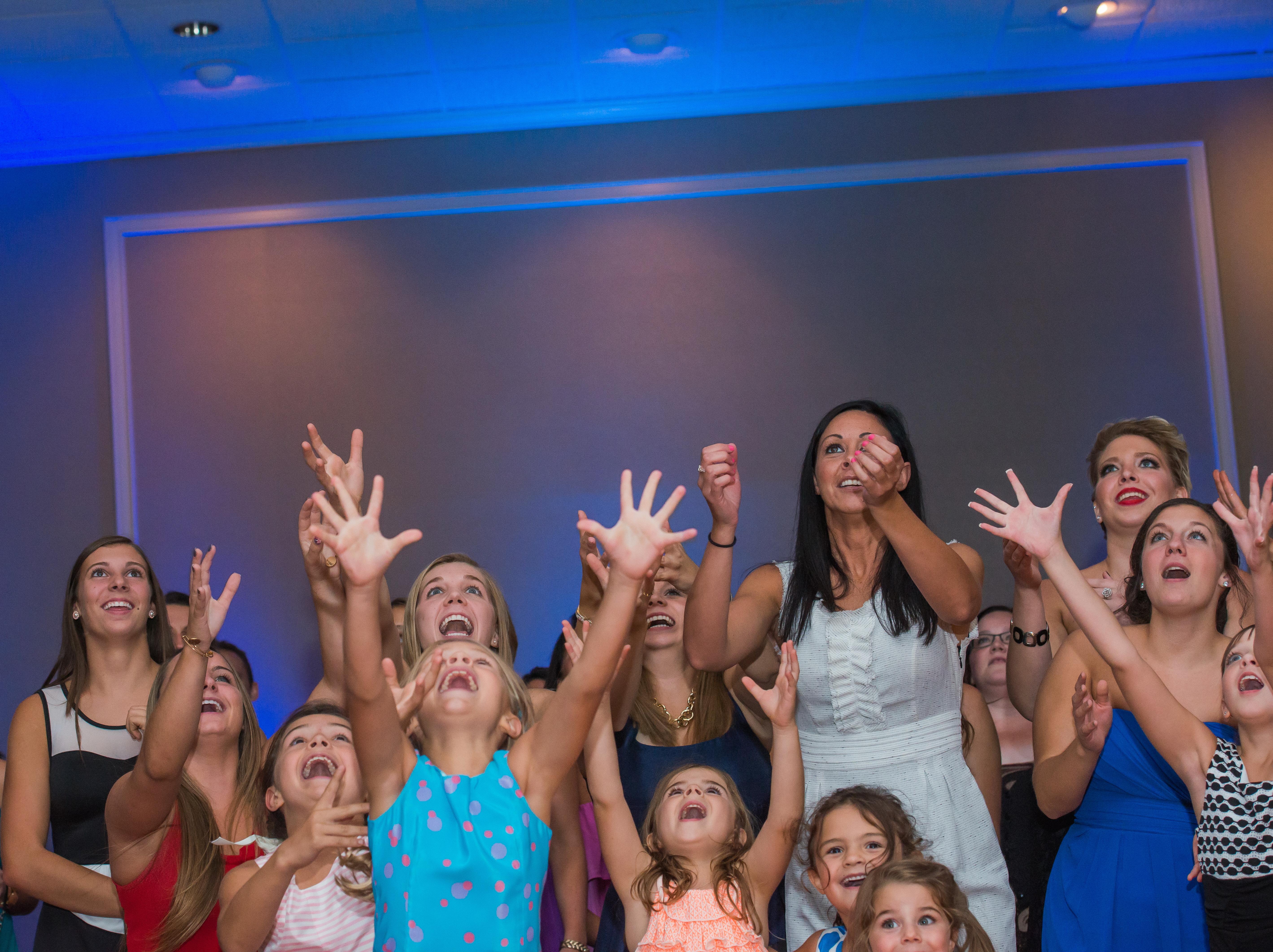 Bouquet Toss #2 Erie DJs Wedding DJ