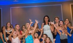 Bouquet Toss #1 Erie DJs Wedding DJ