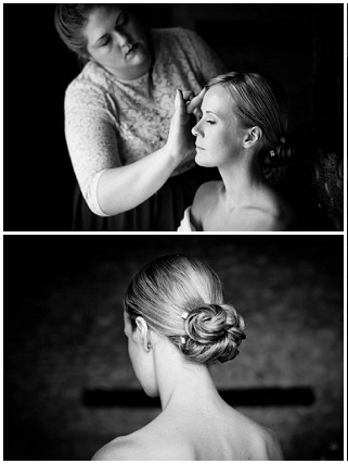wedding hair geelong