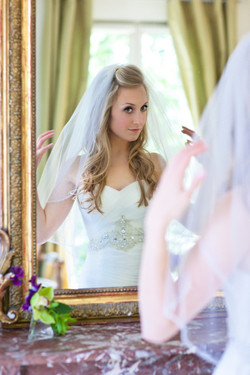 Beautiful Bridal Waves