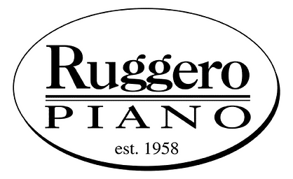 Ruggero Piano Logo - Transparent Black.p