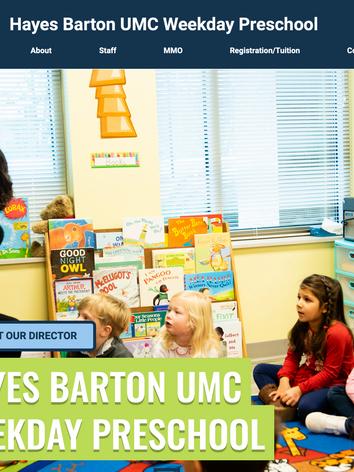 Hayes Barton Preschool