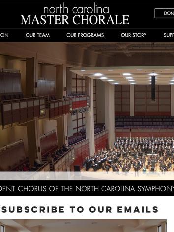 North Carolina Master Chorale