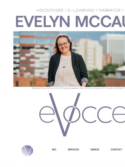 eVocce | Voiceover Artist