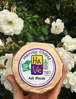 harvey cheese ash blonde