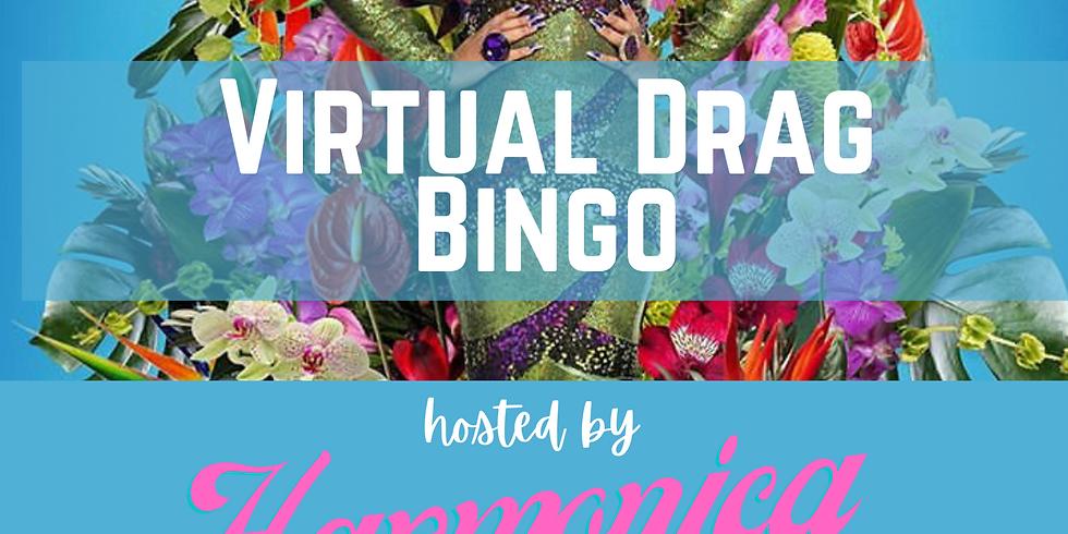 Drag Bingo Hosted By Harmonica Sunbeam