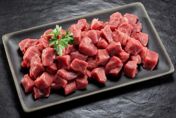 Carne en Trozos