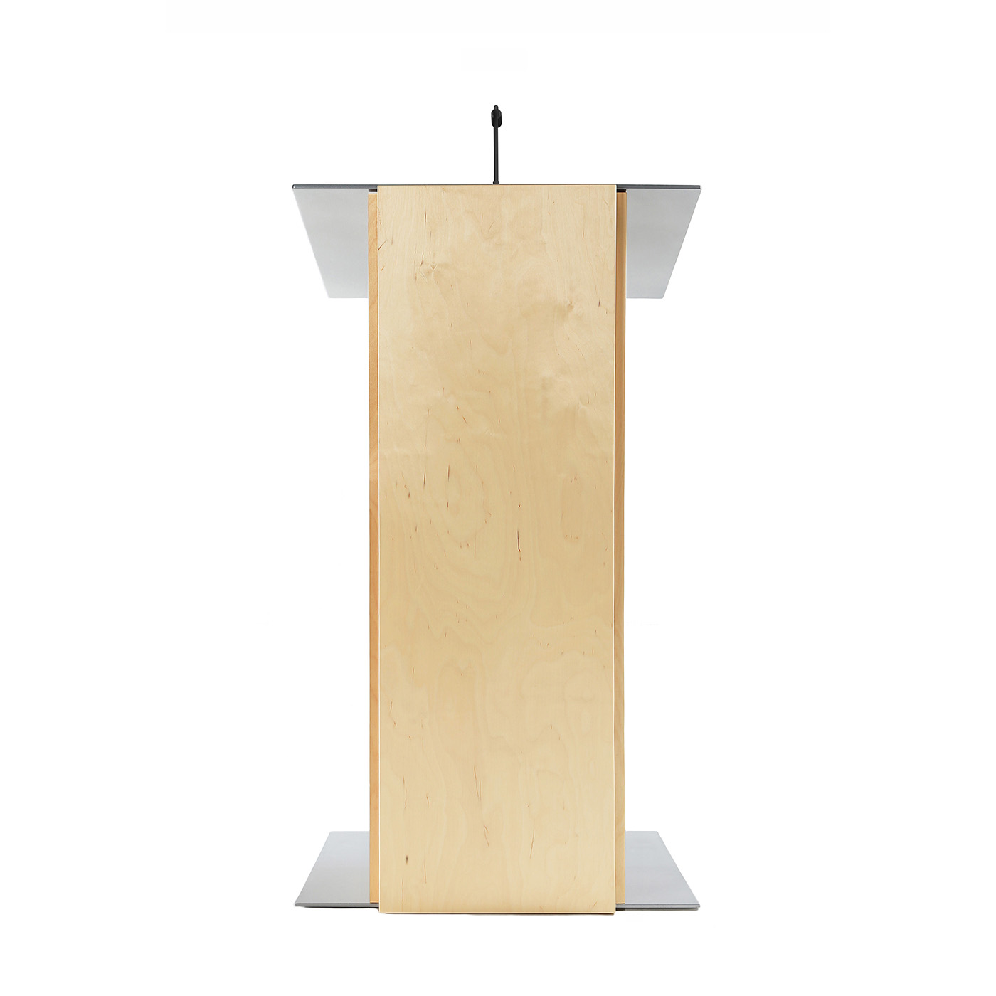 Urbann K2 lectern front Natural 2016