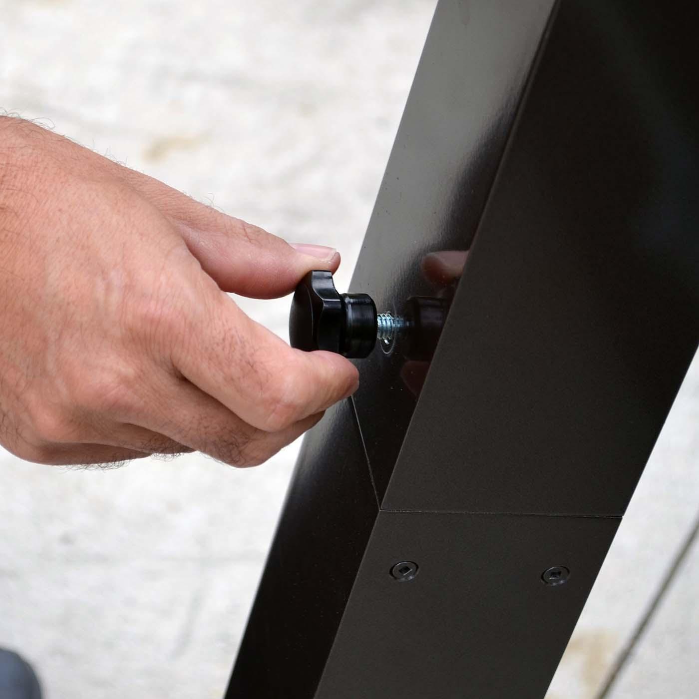 Urbann Y7 detail knob