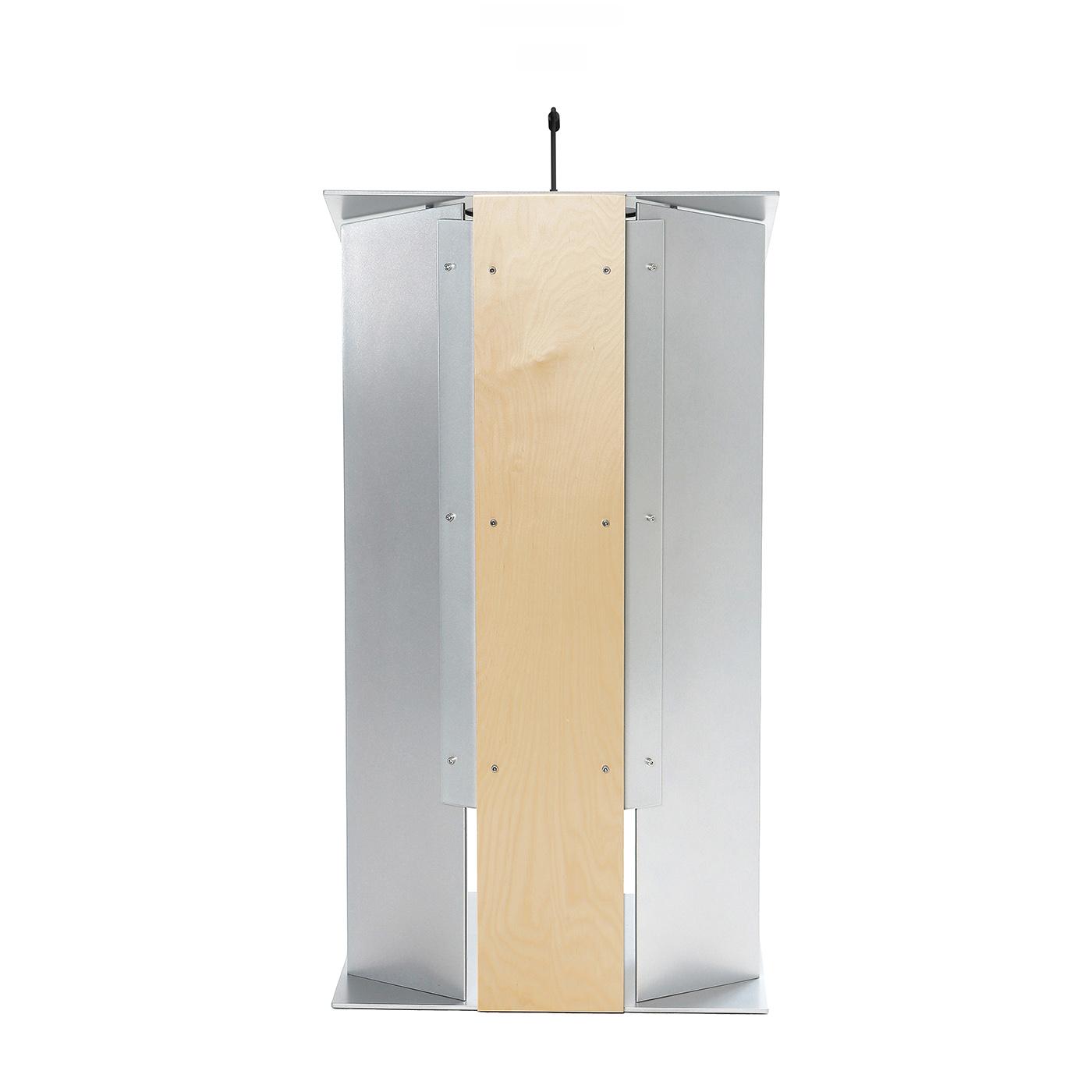 Urbann K6 lectern front