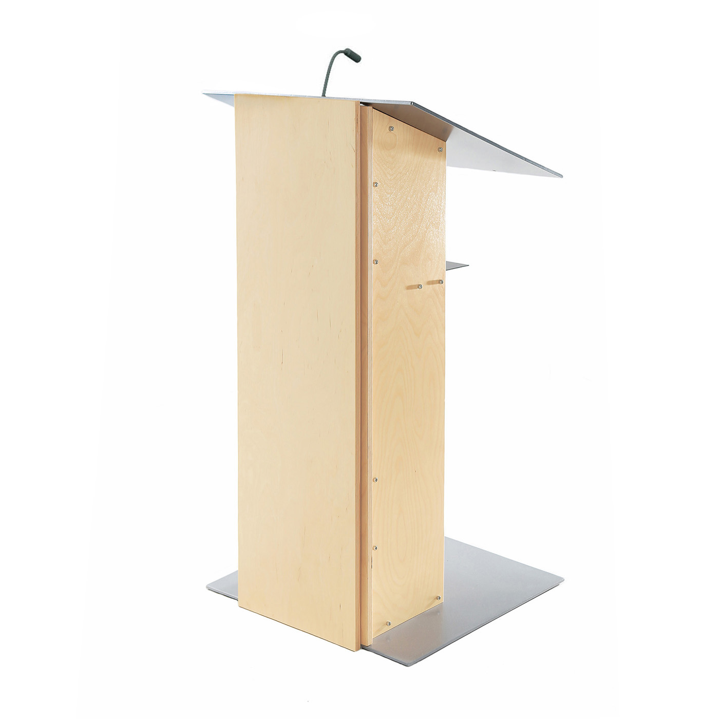Urbann K2 lectern side Natural 2016