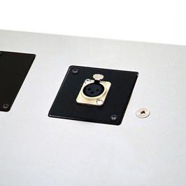 Connecteur de microphone XLR3