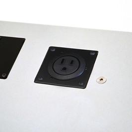 Prise électrique (1) - 15A AC