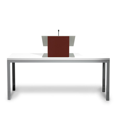 K9 Tabletop Lectern - Mahogany