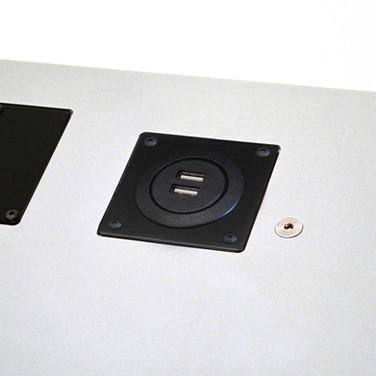 Prises USB (2x)