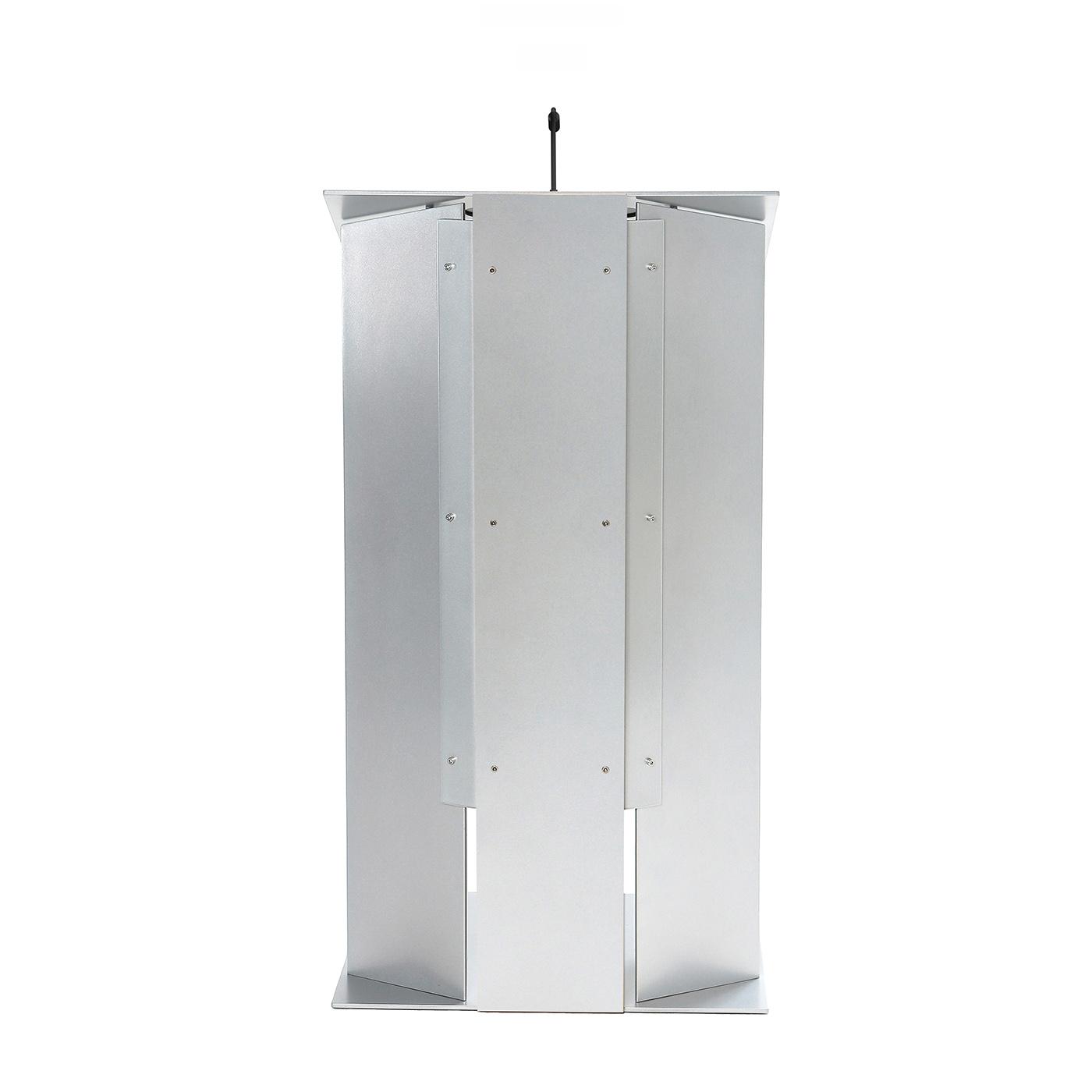 Urbann K6 lectern front alu