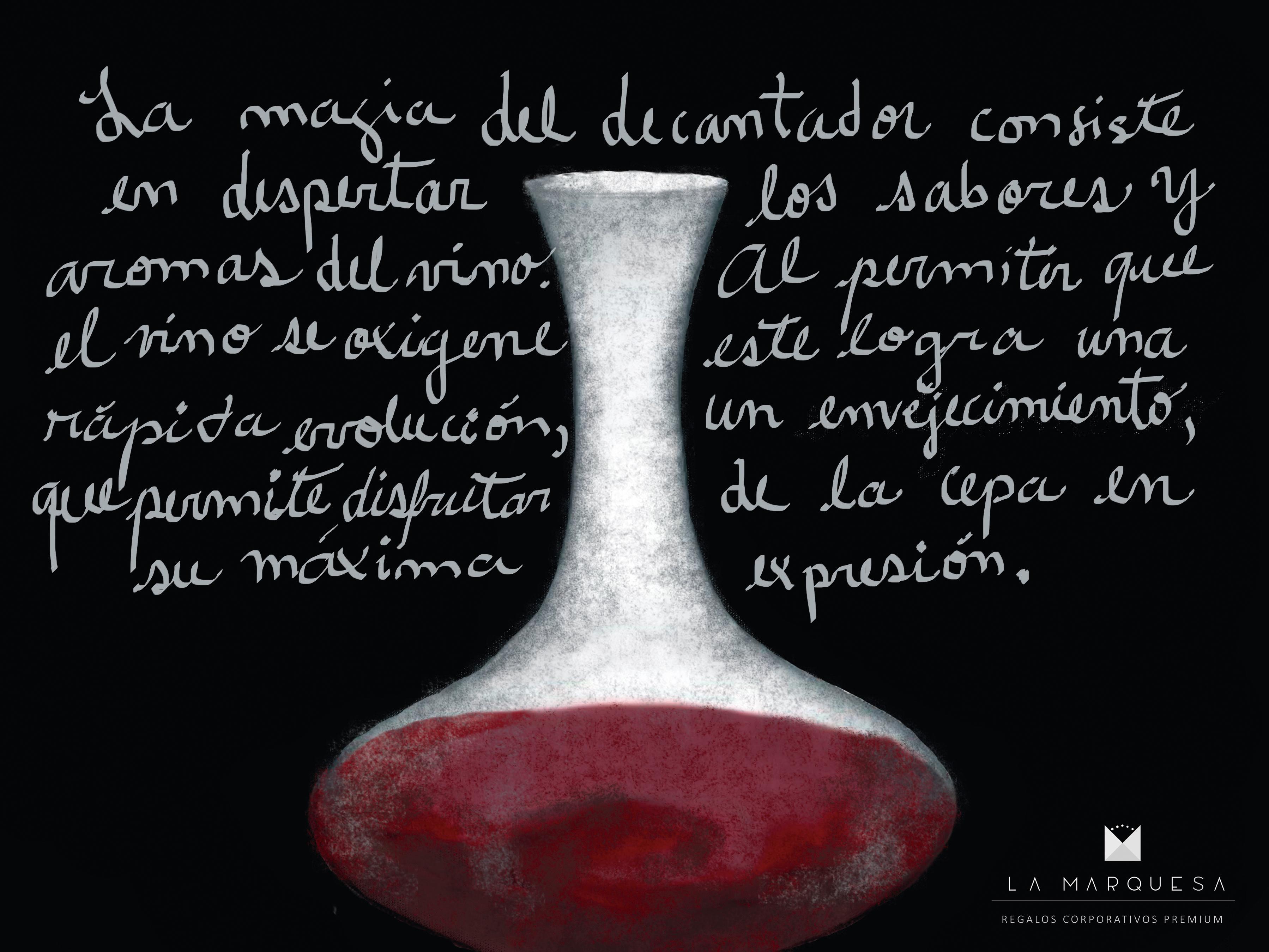 """Decantador"""