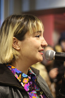 María José Garcés, artista ensamble