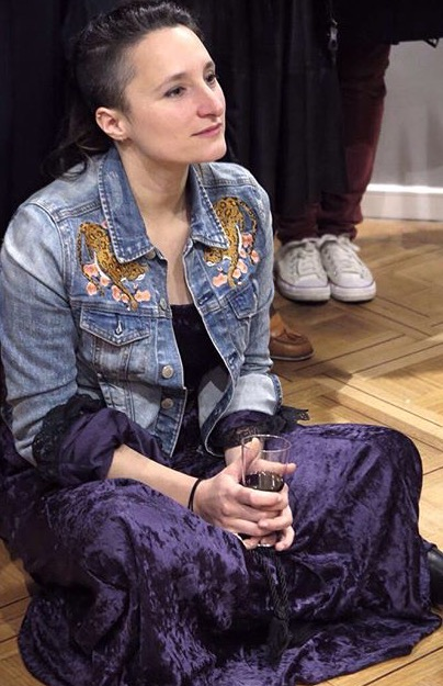 Elvira Reymond, artista ensamble