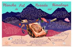 """""""Plancha de Sal del Himalaya"""""""