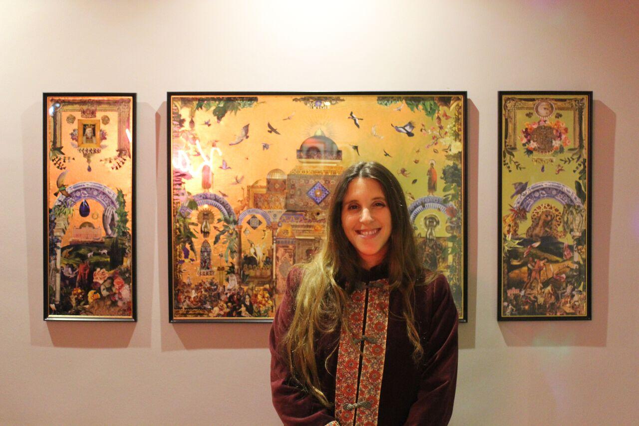 Francisca Correa, artista ensamble