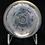 Thumbnail: Parabelle Flower Millefiori and Latticino Art Glass Paperweigh