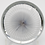 Thumbnail: Baccarat Colourful Zodiac White Millefiori Cane Art Glass Paperweight