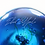 Thumbnail: Elio Raffaeli Murano Seahorse Aquarium Art Glass Paperweight