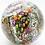 Thumbnail: Large Peter Raos Coral Reef Aquarium Art Glass Paperweight w/Box