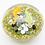 Thumbnail: Gordon Smith Multicoloured Koi Fish Pond Art Glass Paperweight