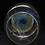 Thumbnail: Rick SatavaMulticoloured Jellyfish Art Glass Sculpture with LED Base