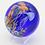 Thumbnail: Steven Lundberg Studio Fish Aquarium Jellyfish Art Glass Paperweight