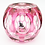 Thumbnail: Perthshire Multifaceted Circus Seal Art Glass Paperweight Boxed