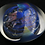 Thumbnail: Henry Summa Sculpture Abstract Art Glass Paperweight with LED Base