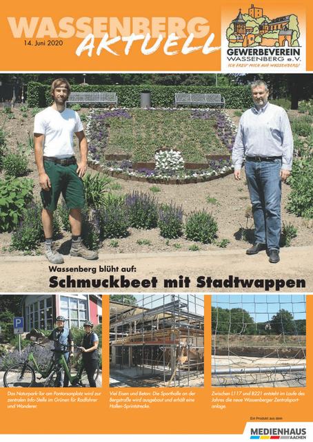 Wassenberg aktuell - Ausgabe Juni 2020